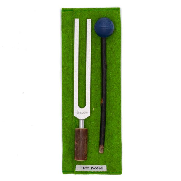 Willow Birth Moon Tree Tuning Fork