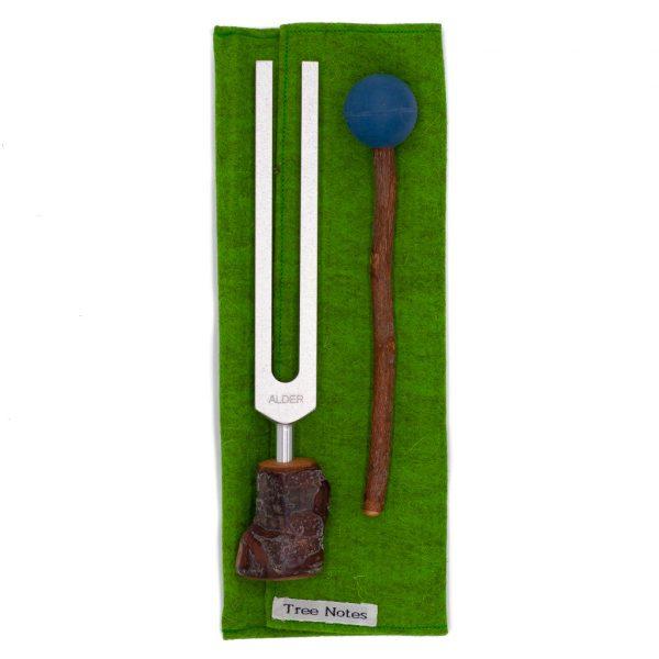 Alder Birth Moon Tree Tuning fork