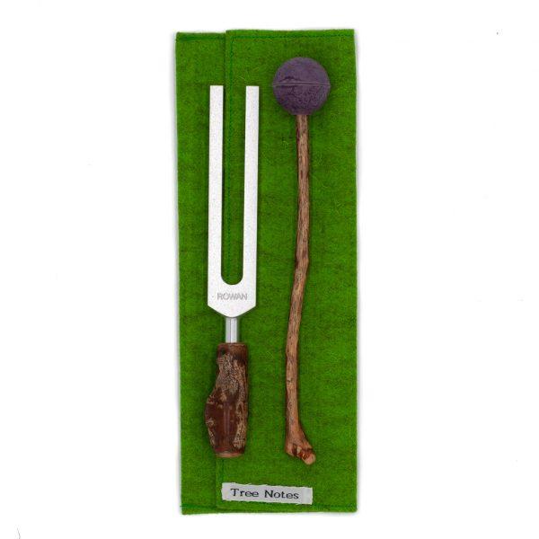 Rowan Birth Moon Tree Tuning Fork